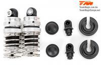 Replacement Part - E4JS/JR/D  - Shock Absorbers Set (2 pcs)