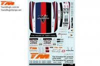 Stickers - E4D 320