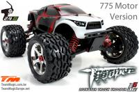 Car - Monster Truck Electric - 4WD - RTR - 775 Motor - Team Magic E6 Trooper