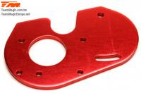 Replacement Part - E6 Trooper / Trooper II / E6 III - Spur Gear Linkage Plate - Red