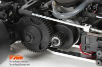 Car - 1/10 Nitro - 4WD Touring - RTR - Pull Start - 2-Speed - Team Magic G4D TC CMR