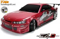Car - 1/10 Electric - 4WD Drift - RTR - 2.4gHz - Team Magic E4D - S15