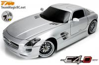 Car - 1/10 Electric - 4WD Drift - RTR - 2.4gHz - Team Magic E4D - SLS