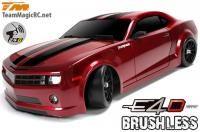 Car - 1/10 Electric - 4WD Drift - RTR - 2.4gHz - Brushless - Team Magic E4D - CMR