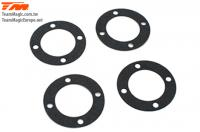 Replacement Part - E4RS/JS/JR II / E4RS III / E4RS4 - Differential Case Gasket (4 pcs)