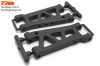 Replacement Part - E4RS II / EVO / JS II / JR II - Rear Suspension Arm - MEDIUM (2 pcs)