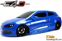 Car - 1/10 Electric - 4WD Drift - RTR - 2.4gHz - Team Magic E4D - SRC