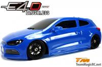 Car - 1/10 Electric - 4WD Drift - RTR - 2.4gHz - Brushless - Team Magic E4D - SRC - 2012 Specs