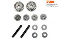 Replacement Part - B8ER - Differential Bevel Gear Set (for 1 differential)