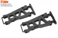 Replacement Part - E4RS II EVO / JS II / JR II / E4RS III / PLUS - Rear Suspension Arm - HARD (2 pcs)