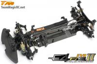 Car - 1/10 Electric - 4WD Touring - Team Magic E4RS II EVO - 2 Diffs Version Kit