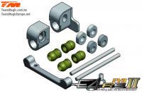 Option Part - E4RS II / EVO / JS II / JR II - Aluminum 7075 - Rear Arm Holder