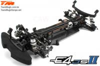 Car - 1/10 Electric - 4WD Touring - Team Magic E4JS II Kit