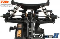 Auto - 1/10 Electrique - 4WD Touring - Team Magic E4JS II kit