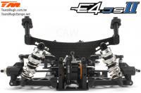 Car - 1/10 Electric - 4WD Touring - Team Magic E4JS II Kit