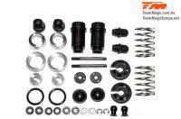 Replacement Part - E4JS II / E4JR II - Rear Shock Absorbers Set (2 pcs)