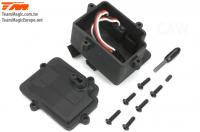 Replacement Part - E6 Trooper II / E6 III - Waterproof Receiver Box
