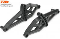Replacement Part - E6 Trooper II / E6 III - Wheelie Bar Support (2 pcs)