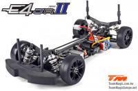 Auto - 1/10 Electrique - 4WD Touring - RTR - Etanche - Team Magic E4JR II - 320