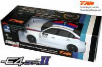 Auto - 1/10 Electrique - 4WD Touring - RTR - Etanche - Team Magic E4JR II - EVX