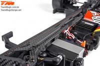 Auto - 1/10 Electrique - 4WD Touring - RTR - Etanche - Team Magic E4JR II - T86