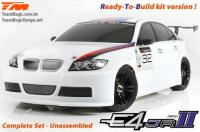 Auto - 1/10 Elektrisch - 4WD Touring - RTB Ready-To-Build - Wasserdicht - Team Magic E4JR II - 320