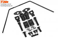 Option Part - E4JS II / E4JR II - Front Anti-roll Bar Set