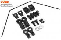 Option Part - E4JS II / E4JR II - Rear Anti-roll Bar Set