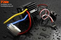 Electronic Speed Controller - Thor - WP-1040 - Waterproof - 100A - Limit 12T
