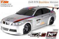 Auto - 1/10 Electrique - 4WD Drift - RTR - Brushless - Team Magic E4D-MF - 320 - PRIX SPECIAL