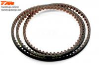 Replacement Part - E4RS/JS/JR II / E4RS III / E4RS4 - Low Friction Front Belt