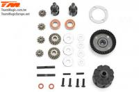 Replacement Part - B8 / B8 Naga - Front/Rear Diff Set