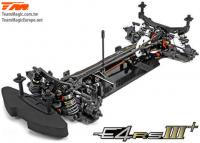 Car - 1/10 Electric - 4WD Touring - Competition - Team Magic E4RS III PLUS kit