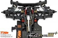 Auto - 1/10 Elettrico - 4WD Touring - Competizione - Team Magic E4RS III PLUS kit