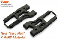 Replacement Part - E4RS/JS/JR II / E4RS III / E4RS4 - NEW Front Suspension Arm - HARD (2 pcs)