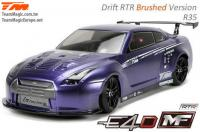 Auto - 1/10 Elektrisch - 4WD Drift - RTR - Team Magic E4D-MF - R35