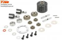 Replacement Part - E5 - Complete Differential Kit (F/R)