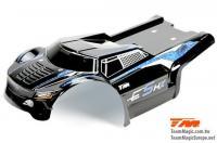 Body - 1/10 Racing Truck - E5 HX - Blue