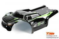 Body - 1/10 Racing Truck - E5 HX - Green
