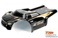 Body - 1/10 Racing Truck - E5 HX - Orange