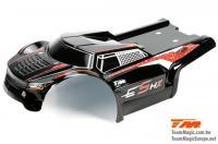 Body - 1/10 Racing Truck - E5 HX - Red