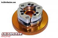 Clutch System - 1/8 - Compak - B10 - Aluminum - 1.0 Springs