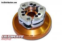 Clutch System - 1/8 - Compak - V2 B10 - Aluminum - 1.0 Springs