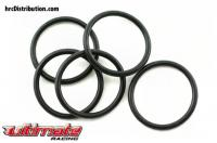 Engine Replacement Part - Ultimate M5/M8 - Carburetor Outer O-ring Set (5 pcs)