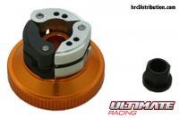 Clutch System - 1/8 - Compak - V2 B10 Dual - Aluminum - 1.0 Springs