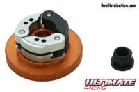 Clutch System - 1/8 - Compak - B11 Dual - Aluminum - 1.1 Springs