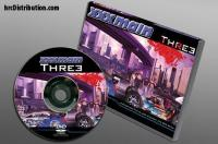 DVD - XXX Main THRE3 Rated