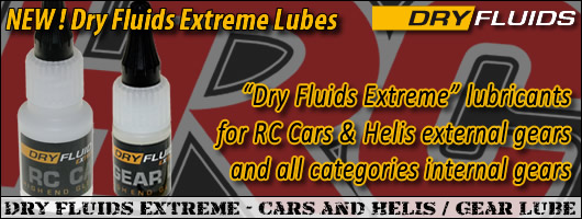HRC Racing Dry Fluids Extreme