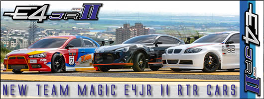 New Team Magic E4JR II RTR
