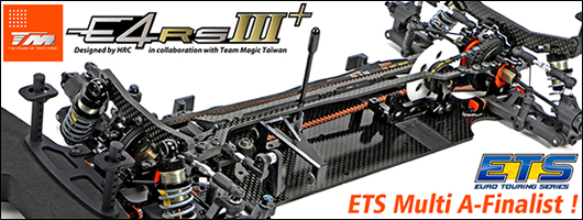 New Team Magic E4RS III
